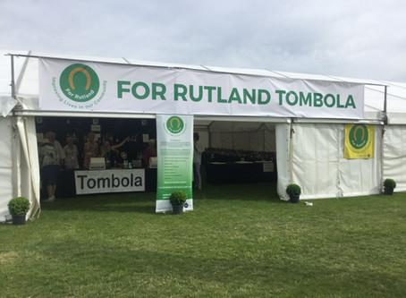 The Grand Bottle Tombola - Rutland Show