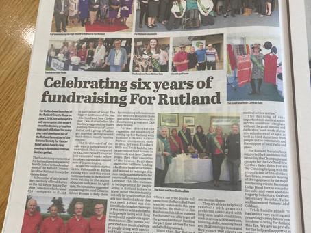 See Rutland Times -4th June 2020