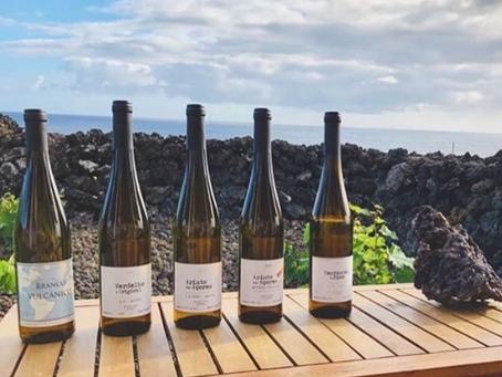 Azores Wine Company Branco Vulcânico 2018