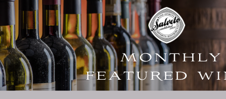 April Featured Wines