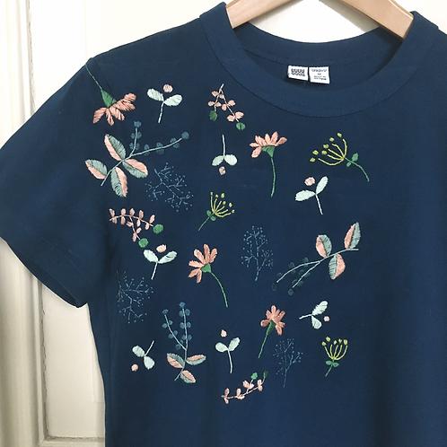 t-shirt *botanical*