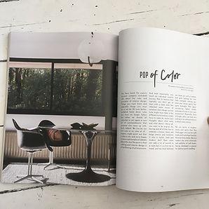 Het atelier van eva v in koel magazine