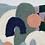Thumbnail: punch needle wall art n°3