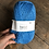 Thumbnail: twist wol azuurblauw