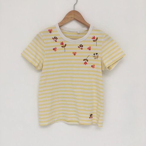 t-shirt *flowers*