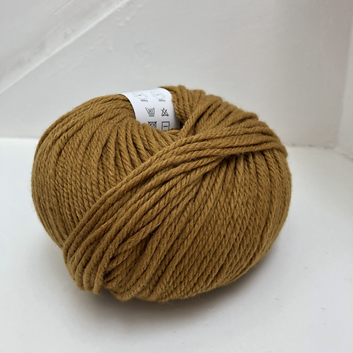 mega wool saffraan