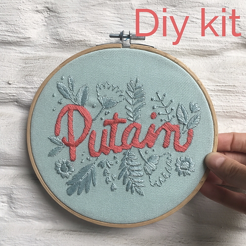 diy kit *putain*