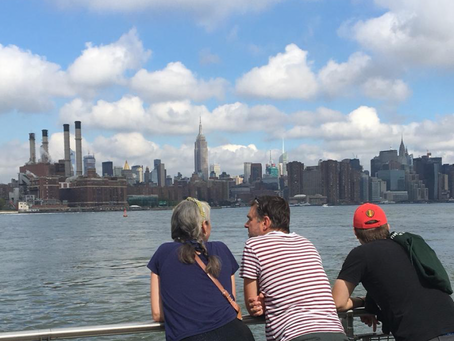 New York vieren