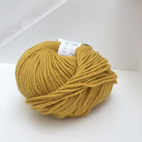 mega wool mosterd