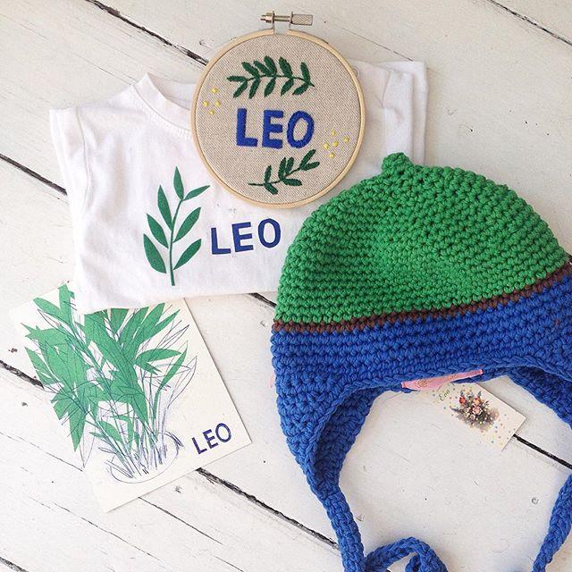 geboortegeschenk voor Leo