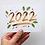 Thumbnail: workshop *kerstkaarten brushletteren* 1 december '21