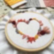 Embroidery is fun! How about learning so