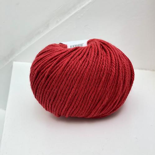 mega wool rood