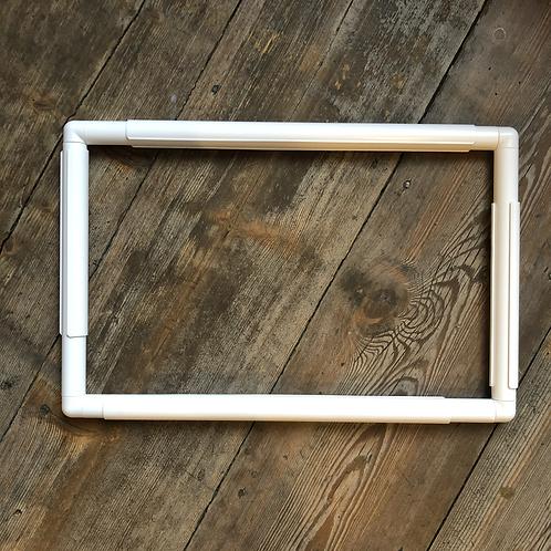punch needle frame rectangular