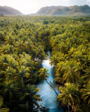 Drone fotografie Filipijnen