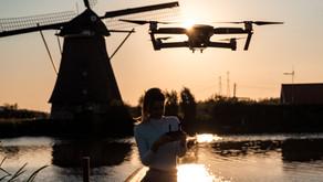 Drone foto's maken als een pro: 4 tips