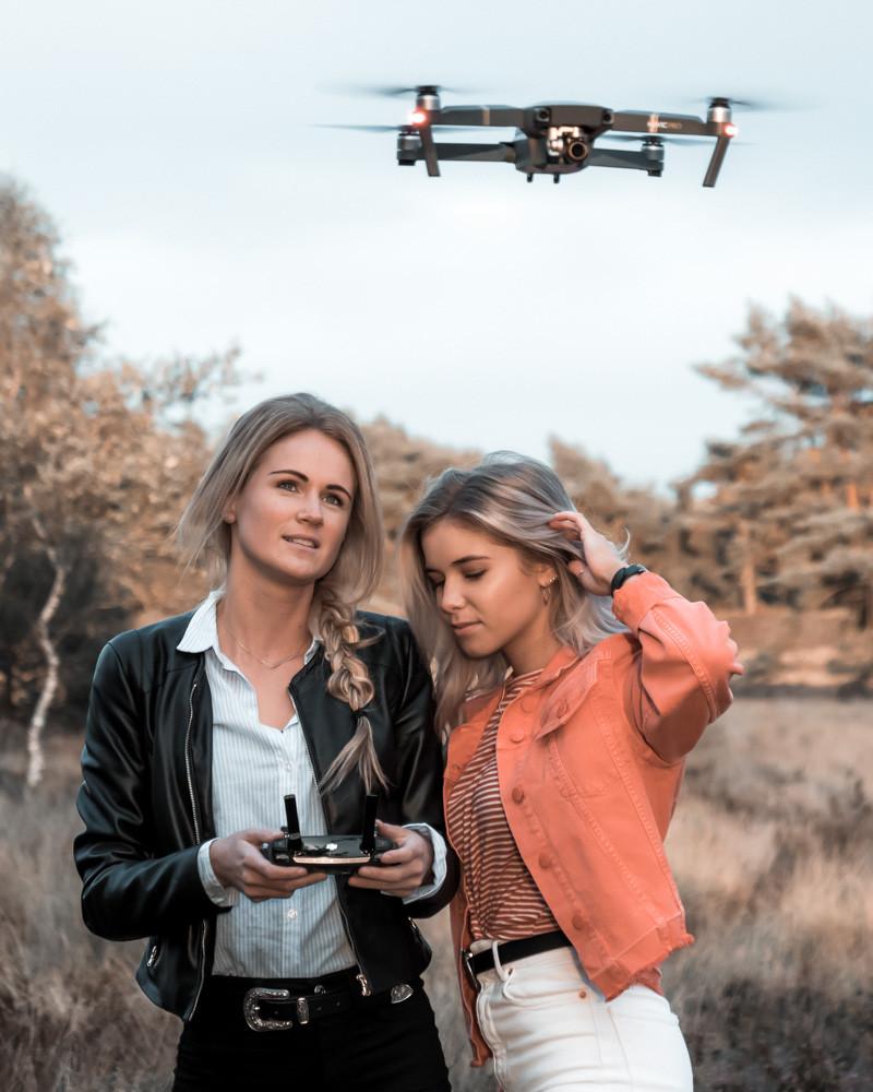Lonneke Tubbing Drone