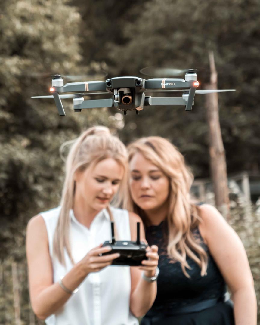 Lonneke Tubbing Video Drone