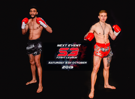 STB Team on Raf Hussain's S3 Fight League