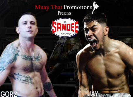 Jay Steele announced as Pro K1 Main Event at Sandee Shins of Steele 5