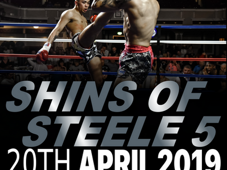 Sandee Shins of Steele 5 - Saturday 20th April 2019