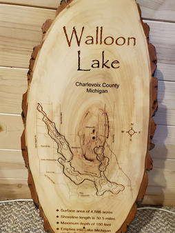 Etched Plaque from Shorters Gifts