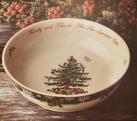 Large Christmas Bowl