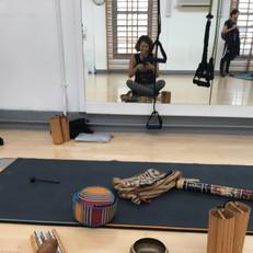 London classes with Sound Bath