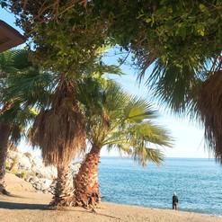 Marina Del Este beach