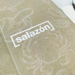 Salazon Mediterranean food