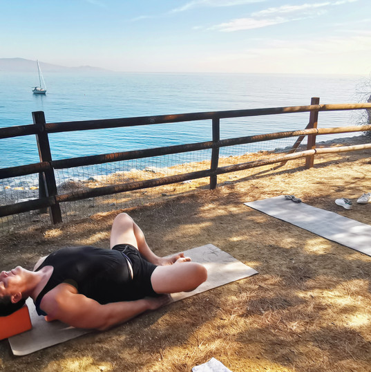 One to one yoga weekend