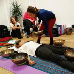 Training for Sound Massage