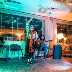 Flamenco on Salazon
