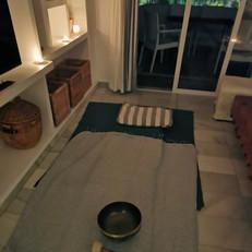 Sound Massage Preparations