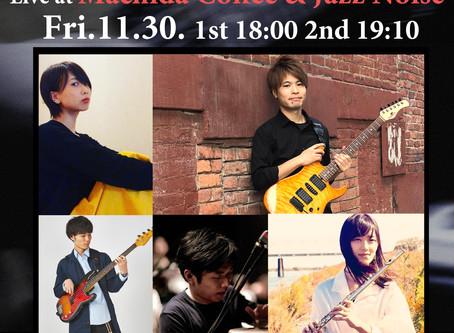 TATSUYA UNIT PROJECT Live at 町田NOISE