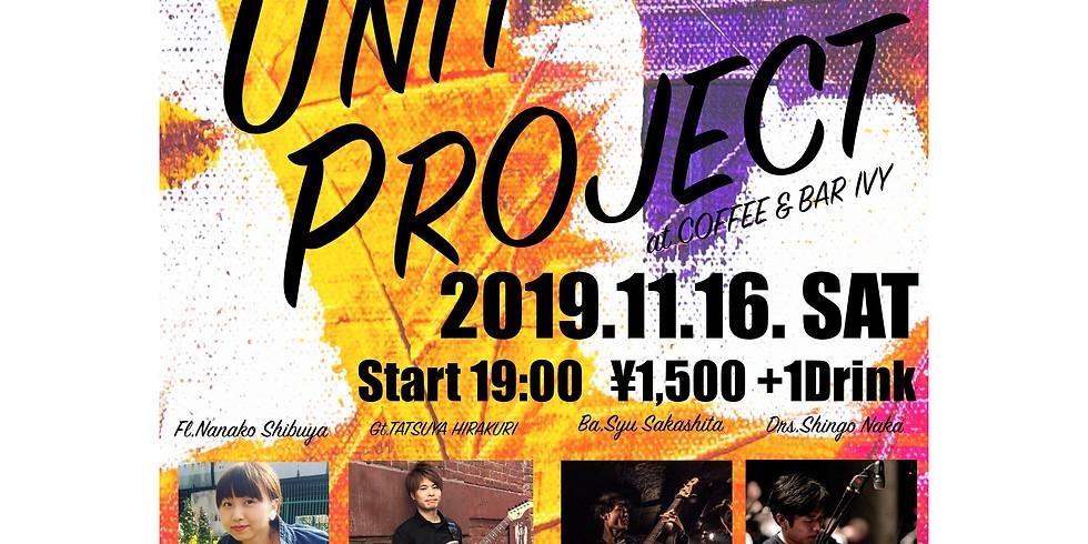 TATSUYA UNIT PROJECT Live at Coffee&bar Ivy