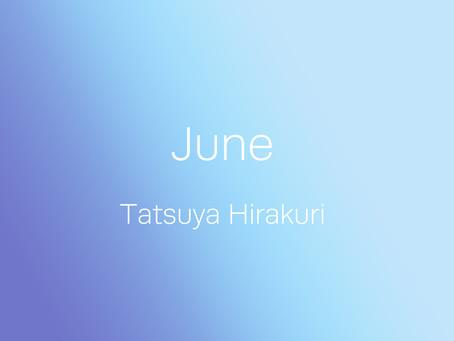 Single-「June」e-onkyoよりハイレゾ配信開始しました