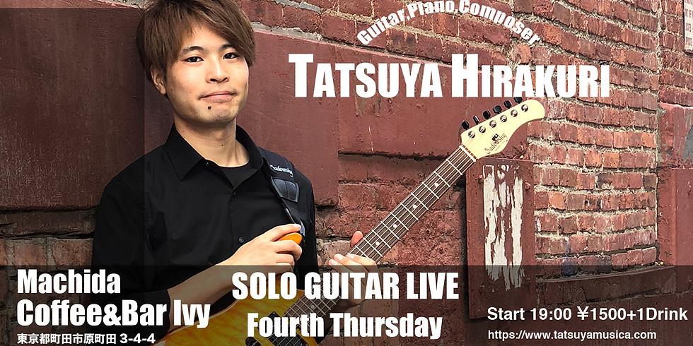 TATSUYA HIRAKURI Solo Guitar Live