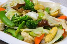 Légumes Sautées