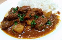 Curry de Boeuf
