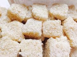 Gâteaux Manioc