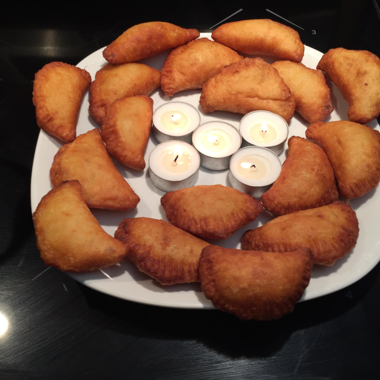 Gâteaux patates (Divali)