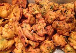 Assiette de Bahjis