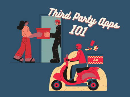 Third Party Food Delivery Apps 101