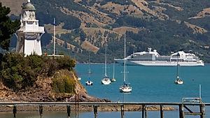 Akaroa Cruise Ship Exursions