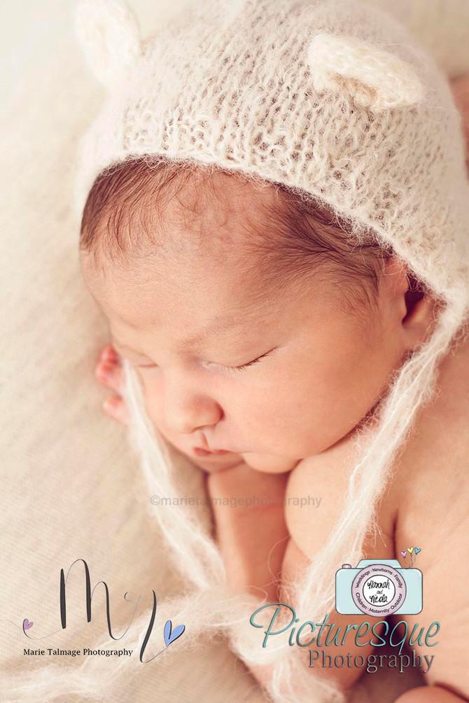 Baby L - Newborn Photo's