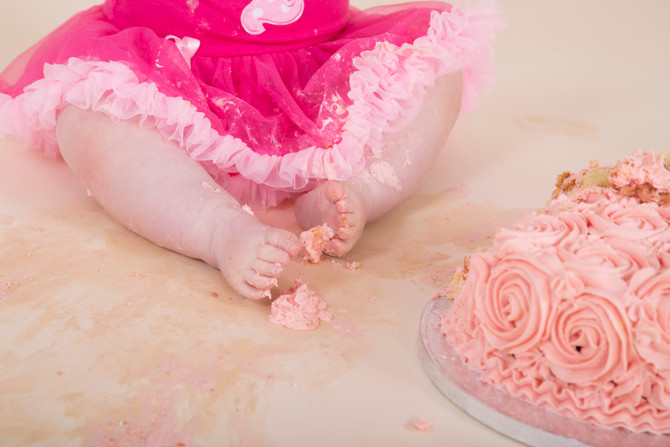 Cake smash tips for Parents