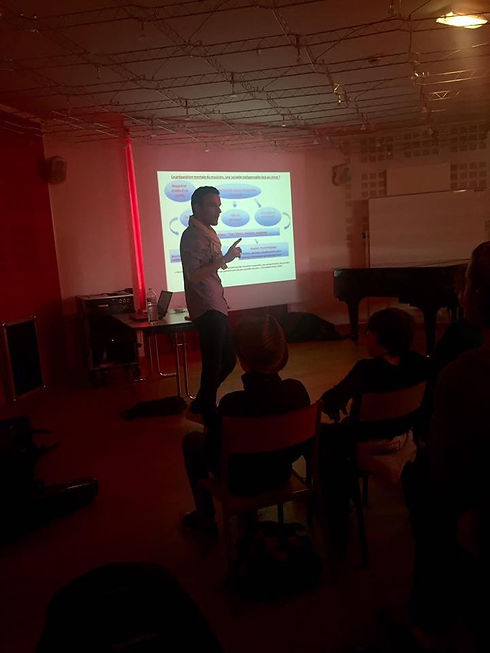 Way & Summit Florent Gendreau préparation mentale coaching musiciens
