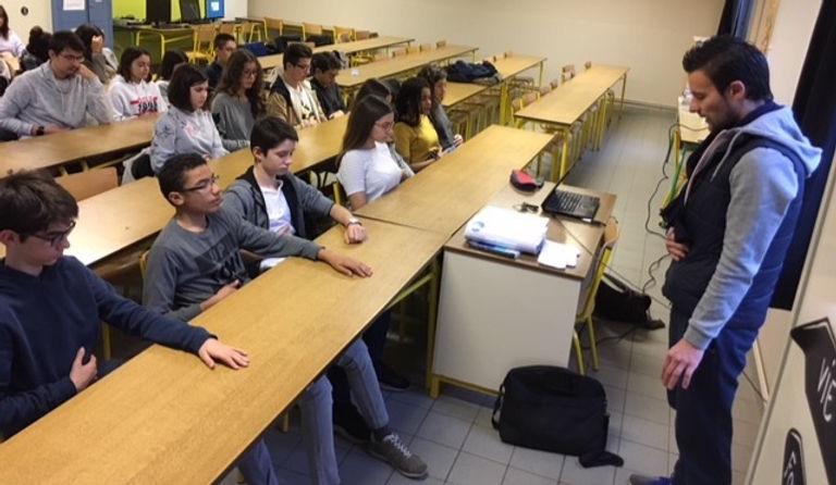 Way & Summit Florent Gendreau préparation mentale coaching collège lycée étudiants