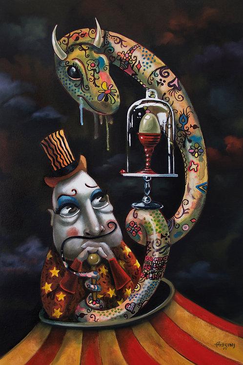 Serpente Circus -(FINEART)